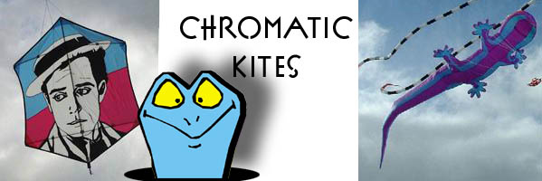 Chromatic kites.com
